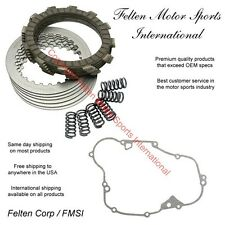 Kawasaki KX500 Clutch Kit Set Discs Disks Plates Springs Gasket KX 500 HD 89-95