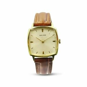 Baume Vintage Watch Mens Pre-Owned Collectable