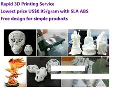 Rapid 3D printing service, DIY prototype, New product development