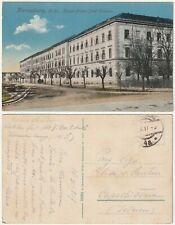 KORNEUBURG - AUSTRIA - ÖSTERREICH - VIAGG. 1917 PER CAPODISTRIA -46317-