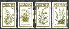 Venda - Farngewächse Satz postfrisch 1985 Mi. 116-119
