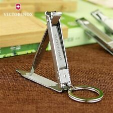 8.2055.C Victorinox Swiss Stainless Steel Multi Nail Clip Clipper 580 Key Ring z