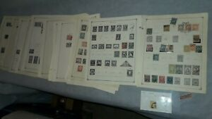 Lot of 250+ Bolivia Stamps, Antique to Modern, 1800's & Later