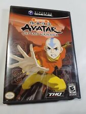 Avatar: The Last Airbender (Nintendo GameCube, 2006) used game, works great
