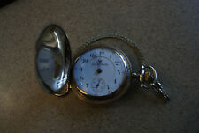 Elgin National Watch Co. 7751862 17 Jewels 18S Pocket Watch 1896 Works!