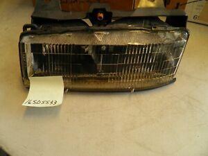 16505533 HEADLIGHT assembly LH 1990-96 Chevrolet Corsica GM NOS part
