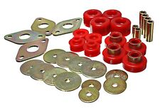 Energy Suspension 8.4109R BODY MOUNT SET-REG; ACCESS/DBL CAB