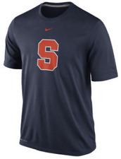 Nike Dri Fit Syracuse Orange Elite Logo Team Training shirt men basketball Pe Ny