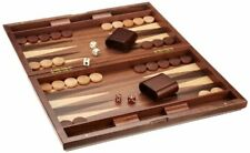 Backgammon Holz Natur Masterpiece MODELL Mykonos Philos 1126 ANGEBOT