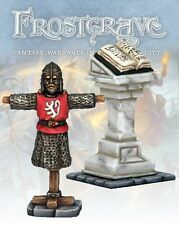FGV502 - ARMOUR RACK AND LECTURN - FROSTGRAVE - FANTASY 28MM - FIRST CLASS