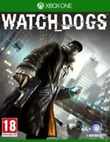Xbox One Watch Dogs (Xbox One) Excellent - 1st Class Delivery
