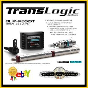 Translogic Blip Assist Auto Blipper - Yamaha YZF-R1/R1M 2015 Onward