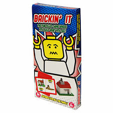 Brickin' It Game Creationary Build What You See Lego Building Bricks Family Gift