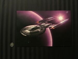 What We Left Behind -- Star Trek Deep Space Nine Double Sided Poster
