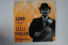 Lord Dixie svolge Lila Marlen e siegfriedline bella musica 45-bm 286 b4529
