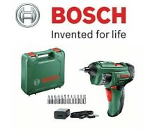 BOSCH PSR Select Cordless Screwdriver Set with micro-USB charger (0603977071)