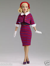 Tonner Stripes Suit Me 10 In Tiny Kitty Fashion Doll, 2014