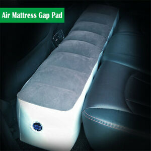 Child leg support Seat Slit Bed Air Inflation Cushion Sleep Rest Travel Car SUV