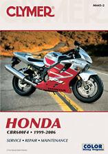 CLYMER REPAIR MANUAL Fits: Honda CBR600F F4i,CBR600F F4