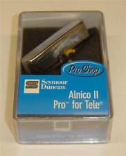 Seymour Duncan Fender Telecaster Tele Cuello Alnico 2 Dulce Vintage ritmo Pickup