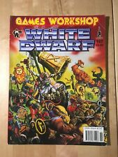 White Dwarf 167 - Nov 1993 - Warhammer, 40k, Space Marines, Man O War