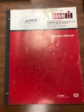 Case IH Farmall 340 & Internaltional 340 Utility Tractor Operator's Manual