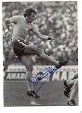 C Surname Initial Uncertified Original Football Autographs