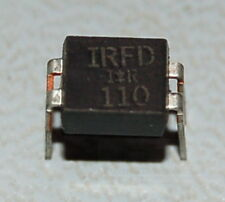 IRFD110 N-Channel Power MOSFET, 100V, 1A, DIP-4