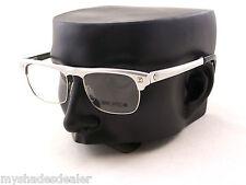 New Spy Optics JACKSON RX Glasses Sunglasses Matte Metal & Silver Frames ONLY