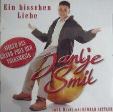 JANTJE SMIT - EIN BISSCHEN LIEBE - CD