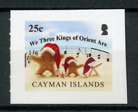 Cayman Islands 2018 MNH Christmas Carols We Three Kings 1v S/A Set Stamps