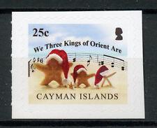 Cayman Islands 2018 MNH Christmas Carols We Three Kings 1v S/A Set Stamps