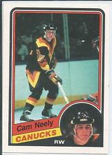 Cam Neely  Boston Bruins  84/85 O-Pee-Chee  OPC  #327  RC