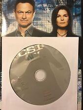 CSI: NY – Season 8, Disc 5 REPLACEMENT DISC (not full season)