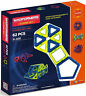 Magformers 62 Pcs Magnet Classic Magnetic Construction Set 63170 NEW AUTHENTIC