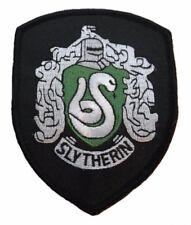 Harry POTTER Haus Slytherin Robe Bestickt Logo Patch