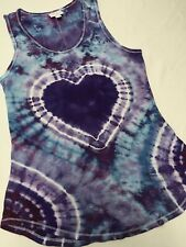 New Custom Tie Dyed Lularoe Tank Top * Size S Small