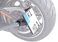 Seitlicher Kennzeichenhalter Harley Davidson Softail (ab 2018) 180x200mm TÜV