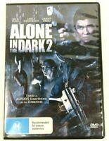 Alone in the Dark 2 Two DVD Lance Henriksen Rick June - AUSTRALIAN REGION