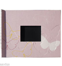 Hp Weeding Birthday Baby Memories Photo Book PhotoBook Album Cover 8.5x11 Pink