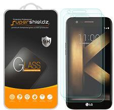 2X Supershieldz LG K20 Plus Tempered Glass Screen Protector Saver