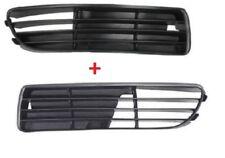 Audi a4 b5 94-98 rejilla diafragma parachoques faros antiniebla la parte delantera izquierda derecha