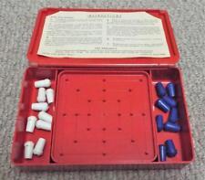 "NOVE Uomini Morris & Peg DAMA-vintage anni 1950 ""PETER PAN"" Pocket Games"