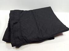 Yesyees Waterproof Pet Seat Cover, Nonslip, Bench (Black)