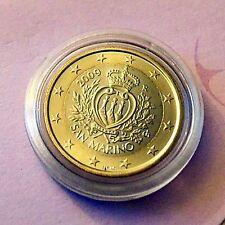 Spiegelglanz Münzen aus San Marino nach Euro-Einführung