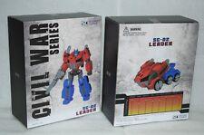 New Transformers FWI TOY SC-02 Leader FOC Optimus Prime Figure In Stock