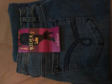 Riders by Lee Straight Leg Midrise Jeans 8P K-Mart