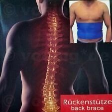 Rückenbandage Saunagürtel Bauch Weg Rücken Gürtel Rückenstütze Bandage Stütze