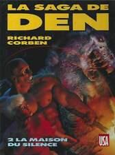 CORBEN . LA SAGA DE DEN N°2 . EO . 1990 .