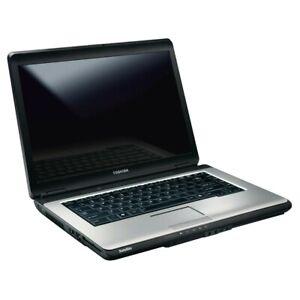 Toshiba Satellite L300 120GB HDD 2GB RAM Windows 10 Pro, Genuine Toshiba Adapter